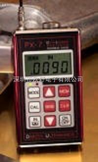 美国DAKOTA PX7 高精度超声波测厚仪 PX-7