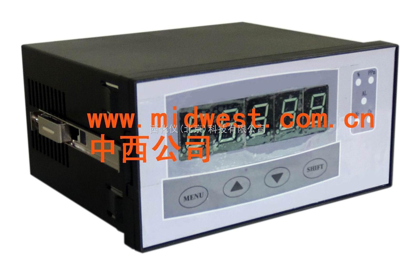 微量氧分析儀(國產) 型號:JY11FZ-1100 庫號:M403479