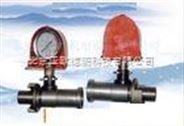 单体液压支柱直读式压力表 支柱直读式压力表 直读式压力表