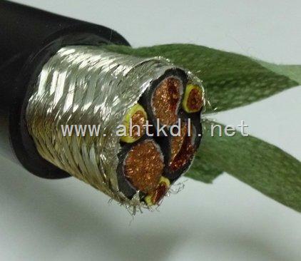 WDZ系列低烟无卤阻燃变频电缆