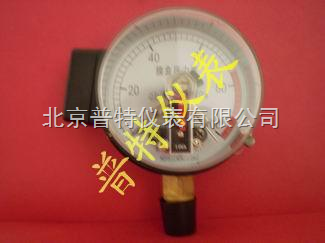 YEX100膜盒电接点压力表 电接点膜盒压力表
