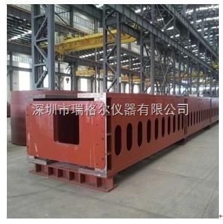 3000吨电液伺服卧式拉力试验机
