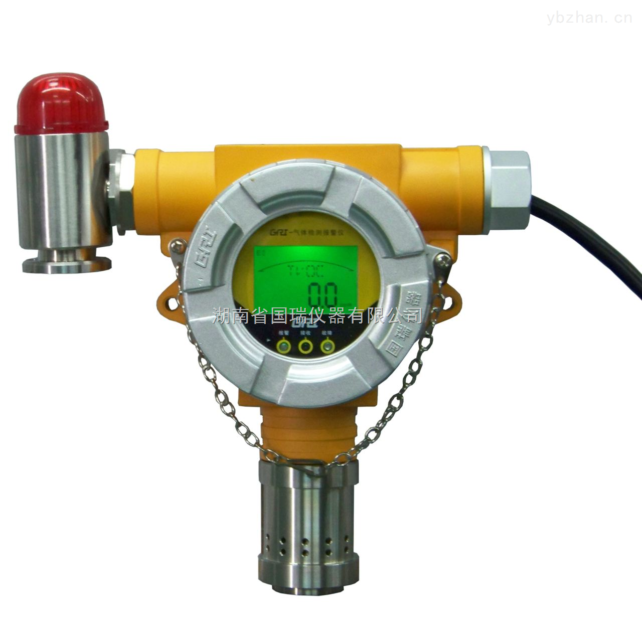 GRI智能型固定式VOC气体检测报警器