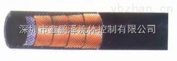 FLEXOR 12/R12四层钢丝缠绕高压液压胶管