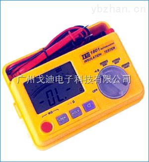 兆欧表TES-1601-TES1601 绝缘表