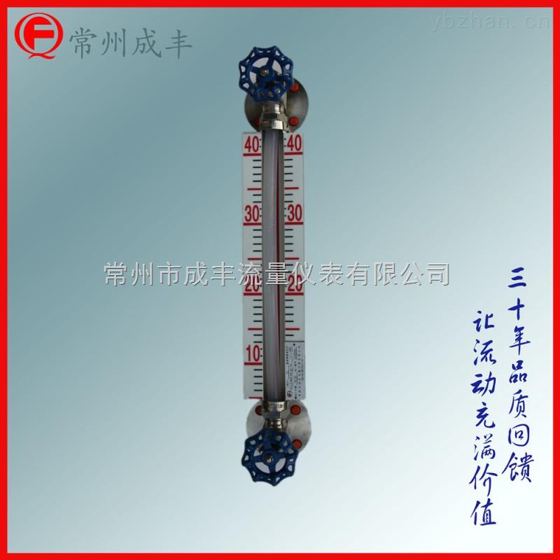 玻璃板液位计常州厂家专业生产,液位计知名品牌成丰仪表提供专业定制和选型