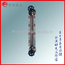 HG5-II玻璃板液位計常州廠家專業生產,液位計知名品牌成豐儀表提供專業定製和選型