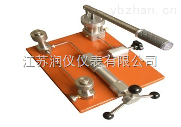 氣壓校驗臺YFT-1002Q