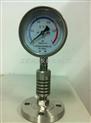高溫耐震隔膜壓力表