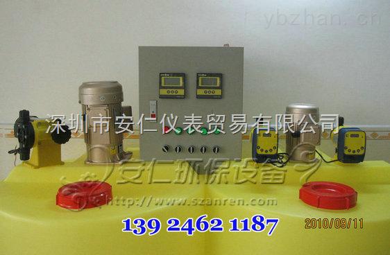 聚合硫酸铁投药计量泵 腐蚀性液体定量泵