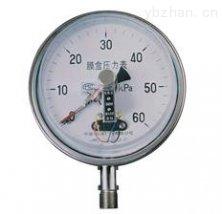 不銹鋼電接點壓力表
