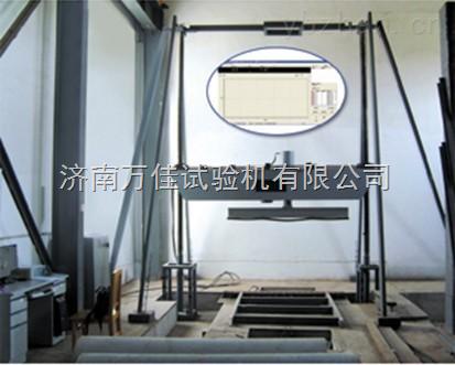 济南万佳铸铁排水管外压试验机