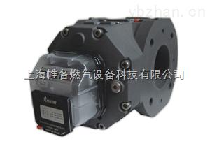 上海西安燃气表、苍南艾美特CNIM-RM智能型气体罗茨流量计