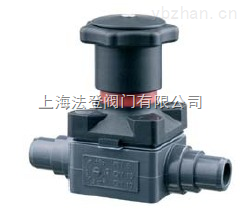 CM系列紧凑式隔膜阀、FIP手动隔膜阀