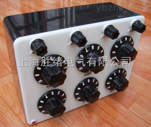 旋转式电阻箱厂家|生产厂家
