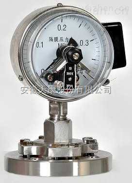 YTP-100SF耐震壓力表