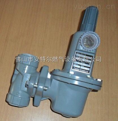美國Fisher627W-5高至中壓燃氣調壓器