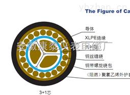 厂家供应BPYJVTP2/3*95+1*50变频电缆免运费