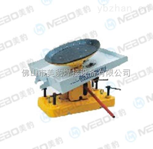江苏埋弧焊剂衬垫,转盘式焊剂托盘