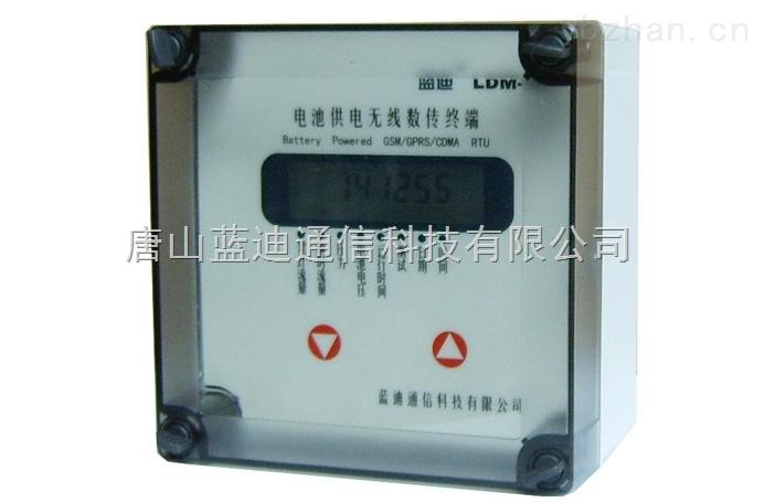 电池供电GPRS