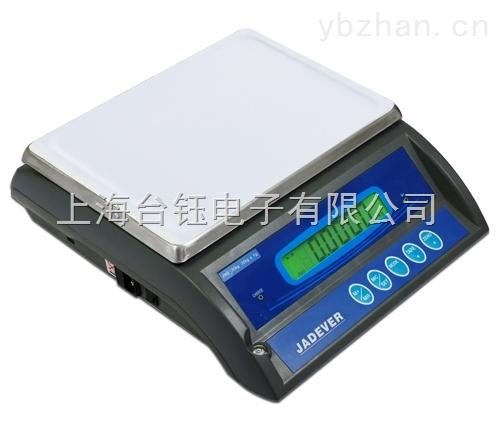 可以跟电脑相连电子秤 JWE-15KG(记重型)电子秤沈阳报价