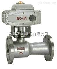 Q941PPL-16C/P/Q941F-16C/P电动一体式球阀