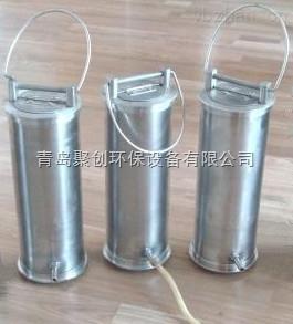 聚创800B型不锈钢水质采样器