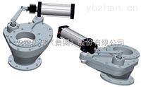 耐磨陶瓷旋轉出料閥tktcz646ce-10q-chx10