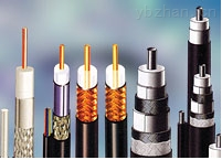 电缆分配系统用物理发泡聚乙烯绝缘同轴电缆
