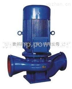 ISGD/ISWD低转速离心泵,卧式低转速离心泵,离心泵图纸解析