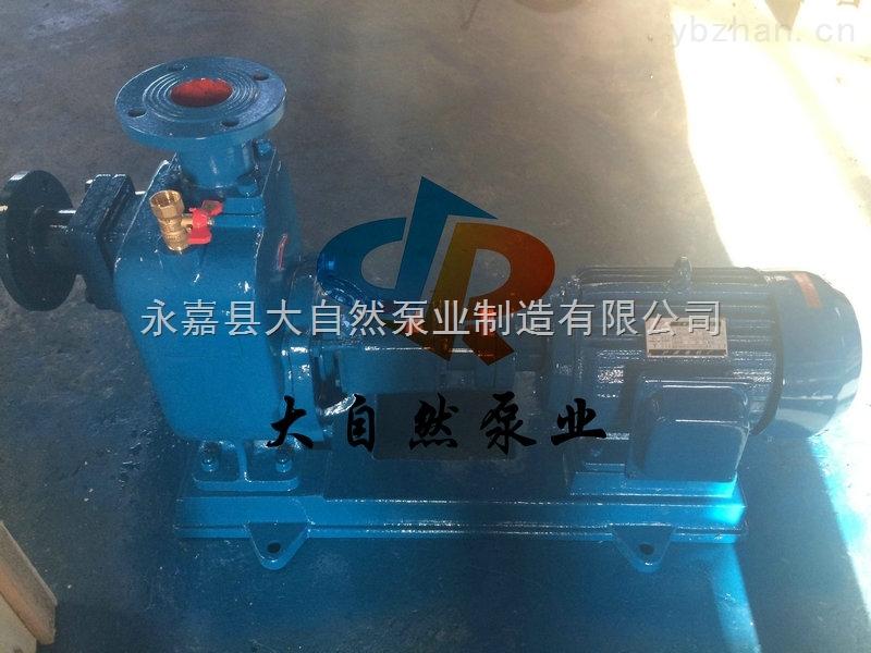 供应80ZW80-35排污自吸泵