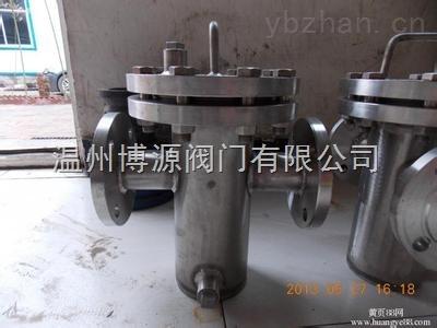 gl41w-不锈钢桶式过滤器