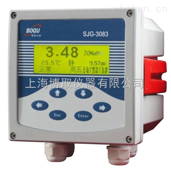 SJG-3083-測0-15%NaOH氫氧化鈉濃度計