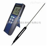群特CENTER376高精度铂金温度记录仪
