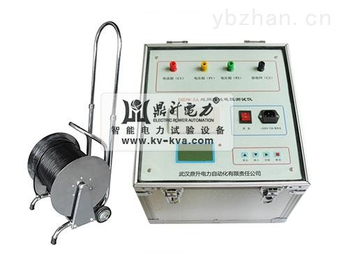 didw-5a地网接地电阻测试仪适用于测试各类接地装置