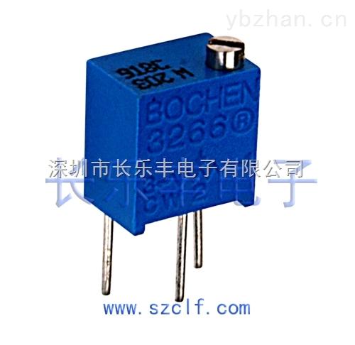 3266W-500Ω多圈電位器3266W