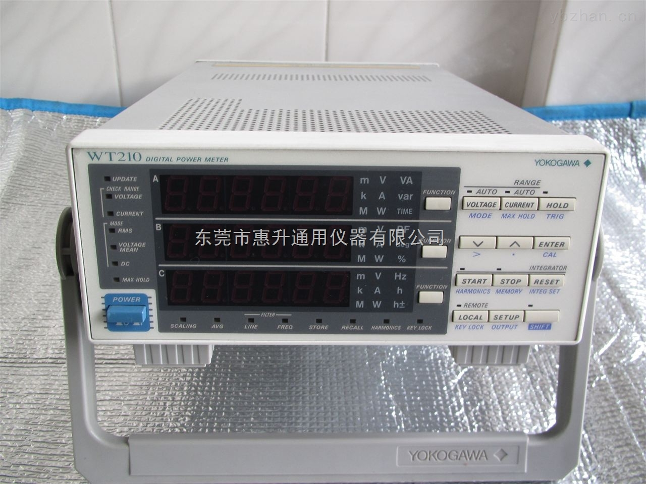 日本横河WT230 WT230价格 WT230批发