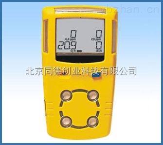 四合一氣體報警儀/便攜式四合一氣體檢測儀TD-GN8080/便攜式氣體檢測儀