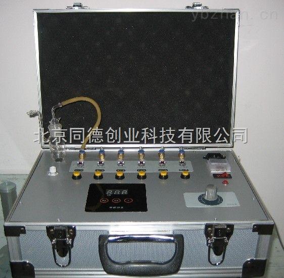 六合一室内空气质量检测仪/分光光度法六合一气体检测仪
