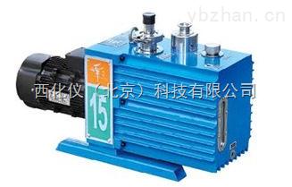 旋片式真空泵 型號:TH702XZ-15C庫號:M381062
