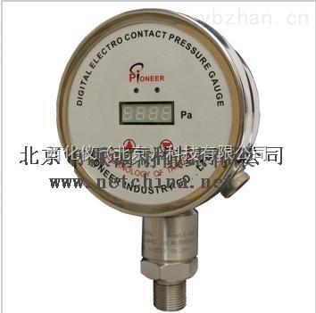 数显微压电接点压力表 型号:ZN94/P-Z40AS-600P-E/C库号:M342692