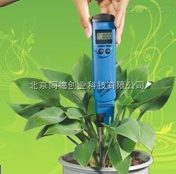 手持式土壤电导率测定仪/便携式土壤电导率测定仪