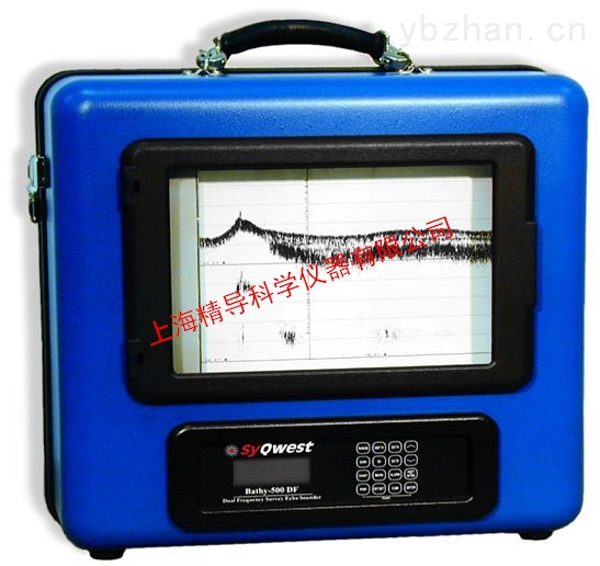 Bathy-500DF双频测深仪