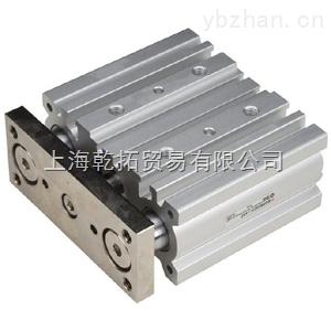 SMC薄型带导杆气缸MGPM20R-20