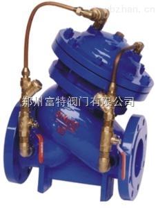 JD745X多功能水泵控制阀富特推荐