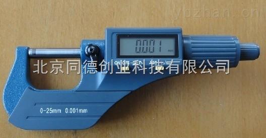数显千分尺/螺旋测微器 /螺旋测微仪