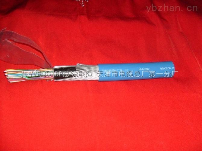 MHYV矿用通信电缆执行标准:MT818.14-1999 安标编号