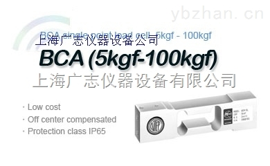BCA称重传感器(5kg-100kg)