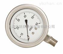 不锈钢压力表厂家价格