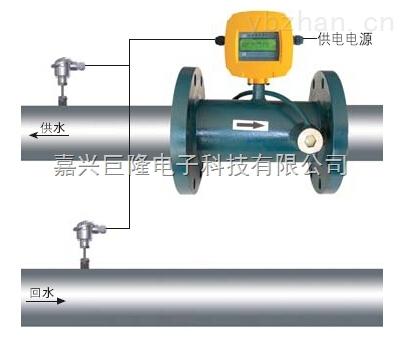 一体式超声波冷/热量表 TDS-100RY